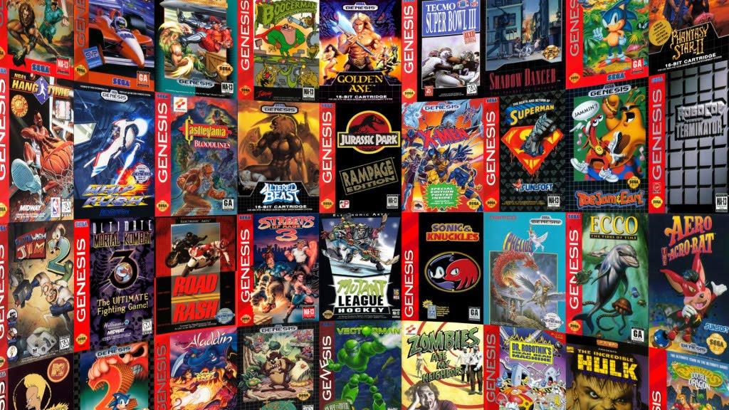 El Mierdiblog De Darthkafka Los Mejores 20 Juegos De Sega Mega