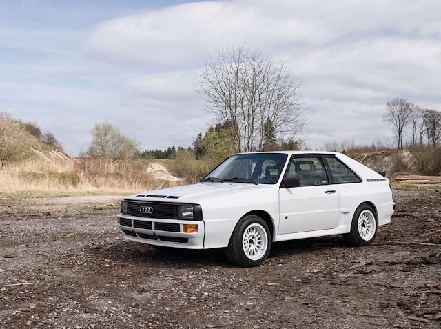 1985 Audi Sport Quattro - #Audi #Sport #Quattro #tuning