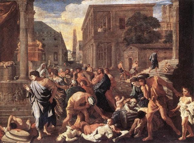 Phạm tội với Trời Đất sẽ bị trừng phạt sinh ra dịch bệnh vá chết chóc