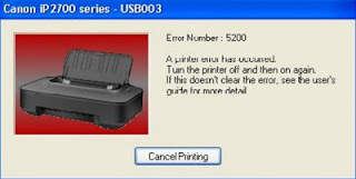 download resetter canon iP 2770