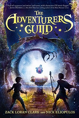 The Adventurers Guild book cover