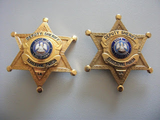 Louisiana Police Patches Collector: SO/PD Badges