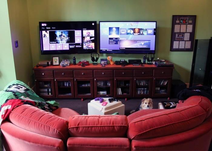 aile oyun odası