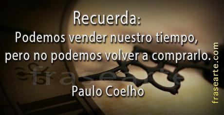 Citas para pensar sobre la vida - Paulo Coelho