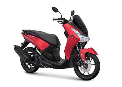 Yamaha Lexi 125 , Skutik MAXI Terbaru Andalan Yamaha Motor Indonesia
