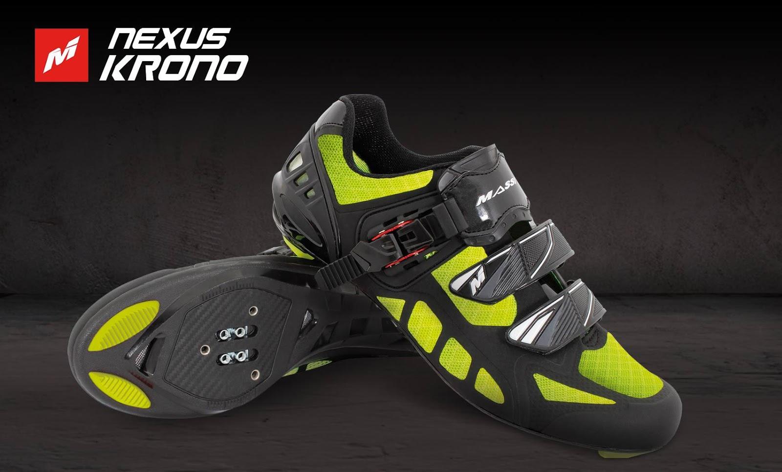 729c8ac6e6414 Nuevas zapatillas para carretera Massi Nexus Krono ~ Ultimate Bikes ...