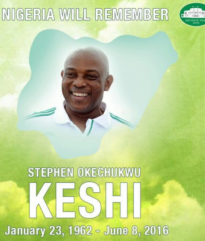 stephen keshi disobeyed father to serve nigeria