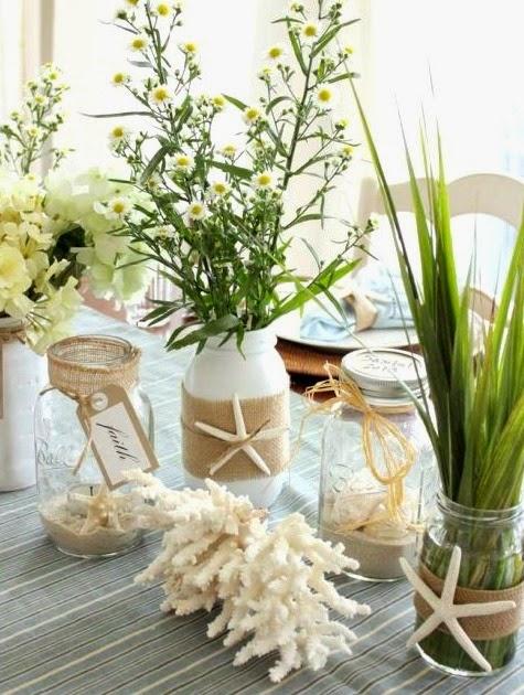 Coastal Jar Vase