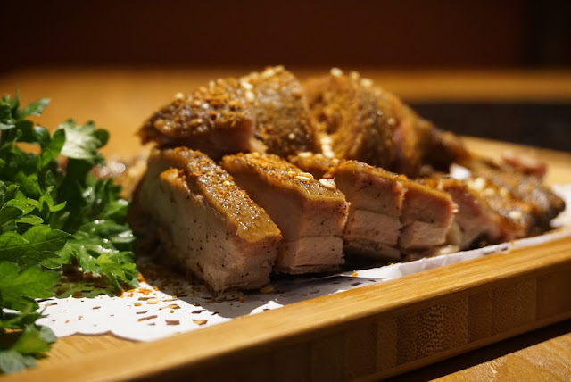 江边城外 Riverside Grilled Fish - Si Chuan Crispy Duck