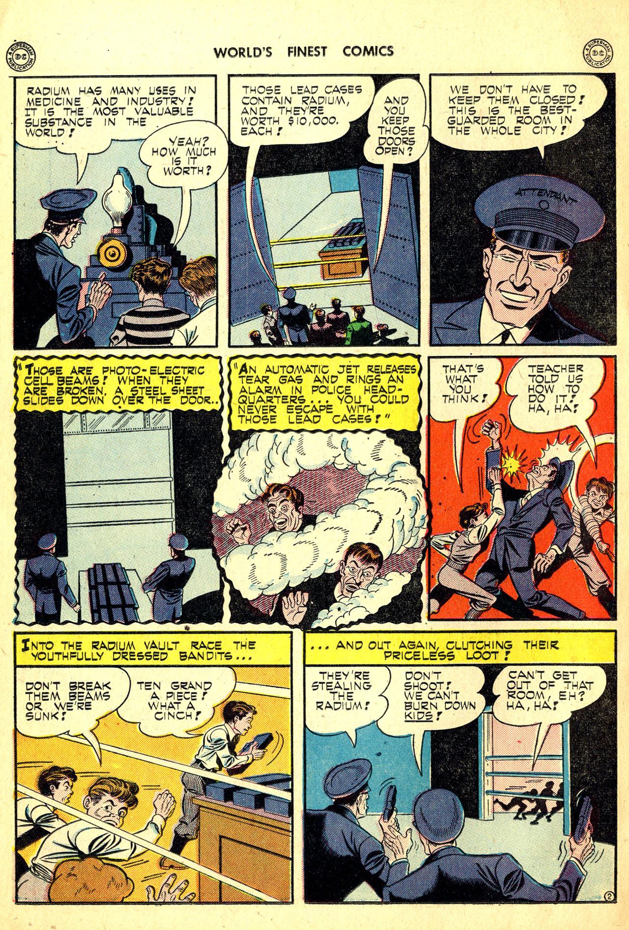 Read online World's Finest Comics comic -  Issue #18 - 70