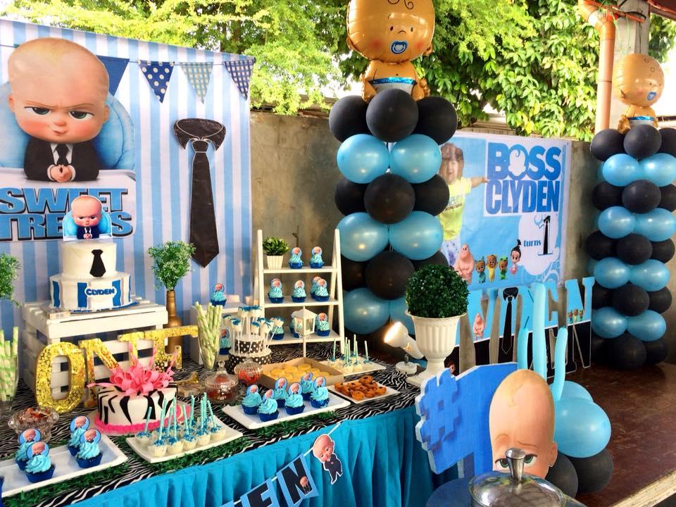 Pink Lemonade Balloons and Party Favors Cebu: Boss Baby ...