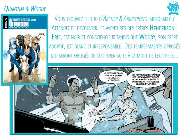 Découvrir Quantum & Woody