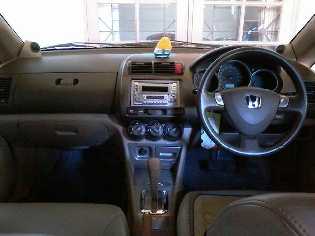 Honda New City-idsi tahun 2003 bekas