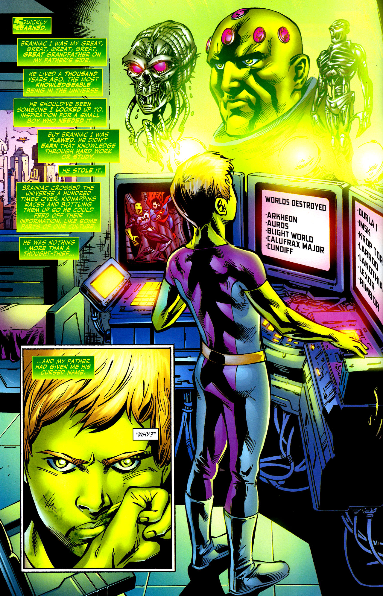 Read online Adventure Comics (2009) comic -  Issue #8 - 3