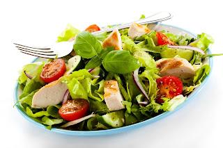 salads vegetable Receipie