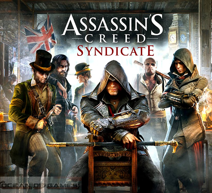 Assassin's Creed Syndicate PC Game 2015 Free Download(1mb no torrent
