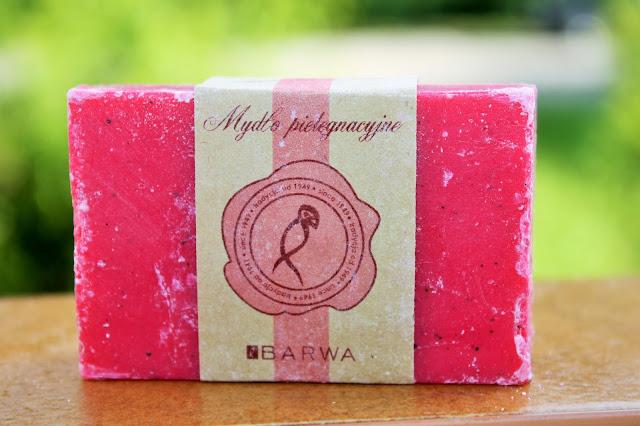 BARWA mydło pielegnacyjne