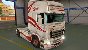 Scania RJL Virtual Trucking