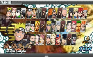 Download Game Naruto Senki MOD by Ryan