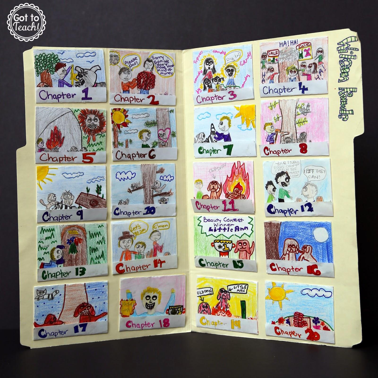 Make a Paper Bag Book