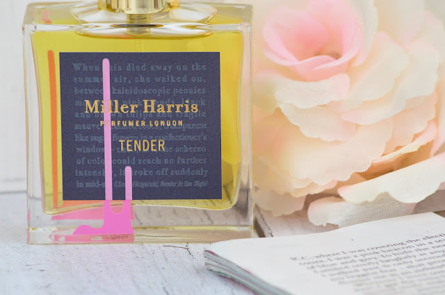 Festive Scents & Skin Treats | World Duty Free Miller Harris Tender EDP & L'Occitane Almond Shower Oil Review, Lovelaughslipstick Blog