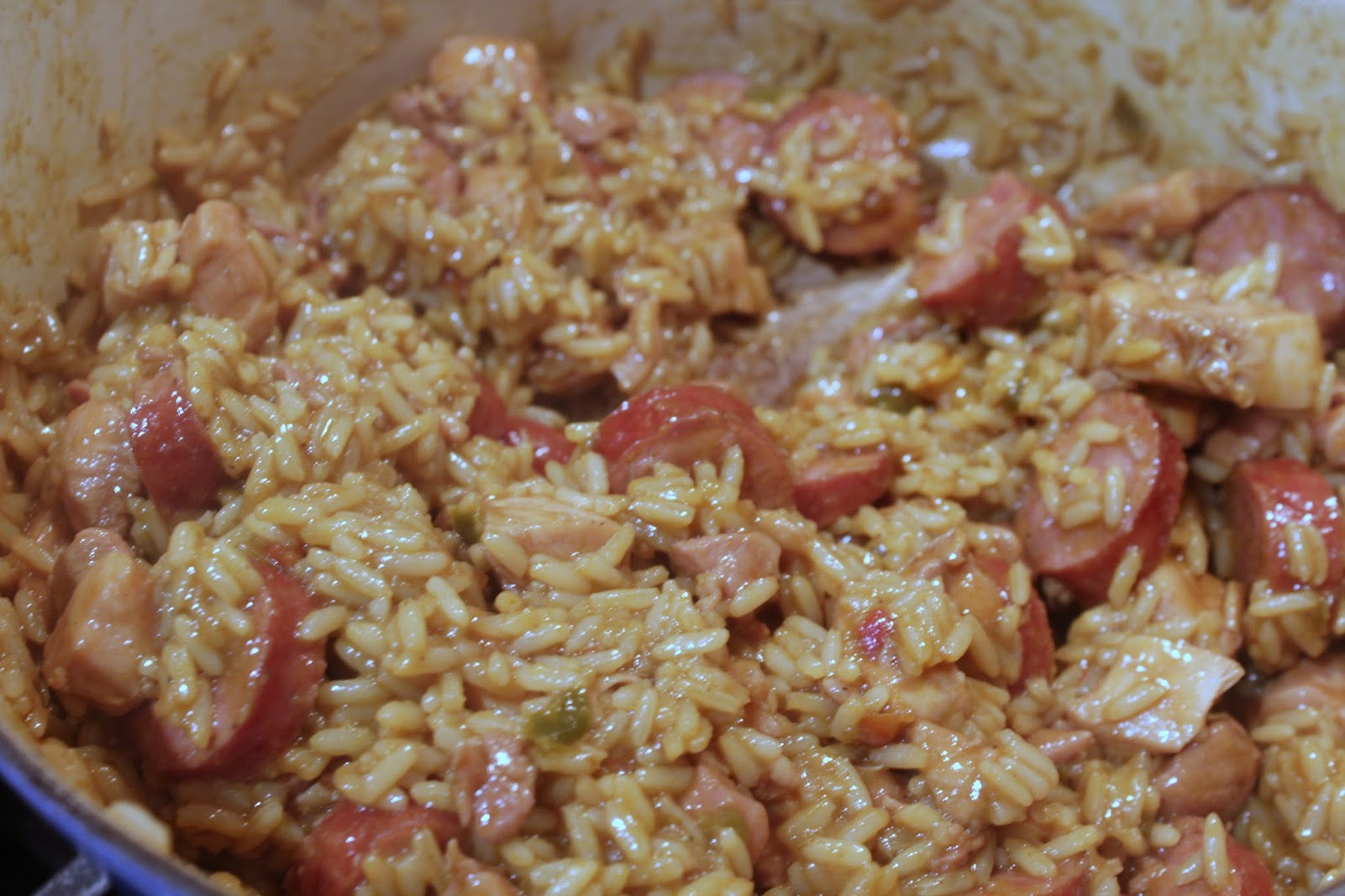 The best and easiest jambalaya you will ever make!