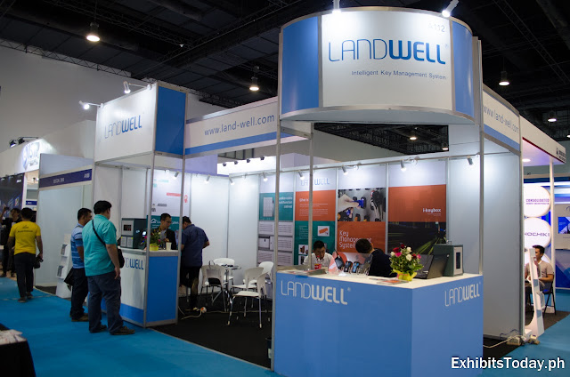 Landwell Exhibition Booth
