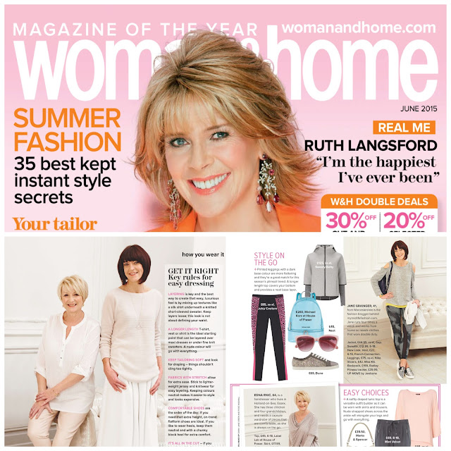 My Midlife Fashion Woman and Home Magazine