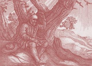 L'uomo calvo e la mosca (Fedro)