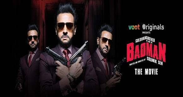 Badman The Movie Hindi 720p WEBDL Download