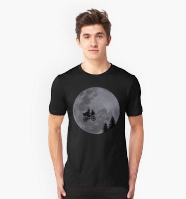 Movie parody t-shirt Redbubble