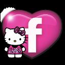 Facebook Tema Hello Kitty APK