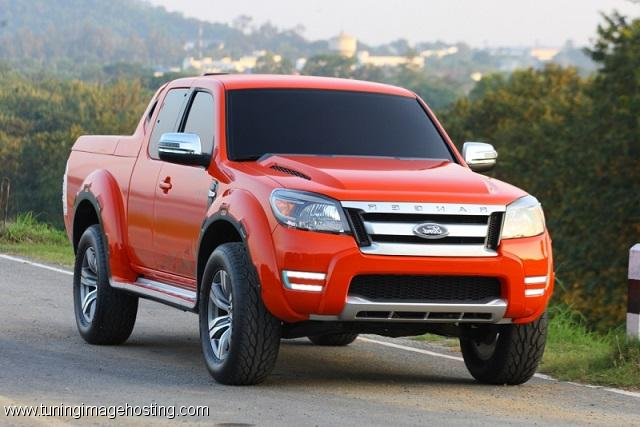 2015 ford ranger car review and modification. Black Bedroom Furniture Sets. Home Design Ideas