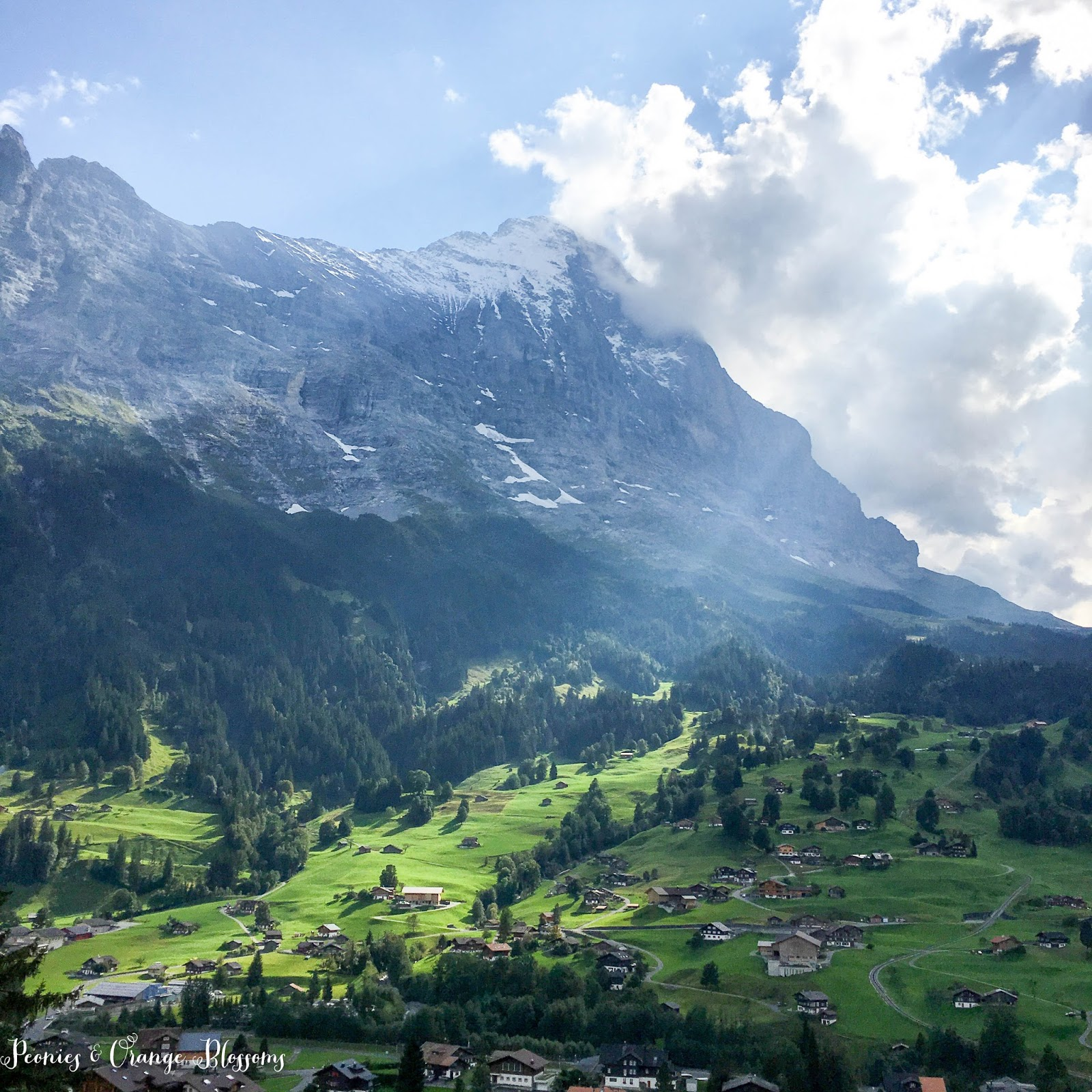 Grindelwald, Lauterbrunnen, and my favorite Swiss chocolate - Petite ...
