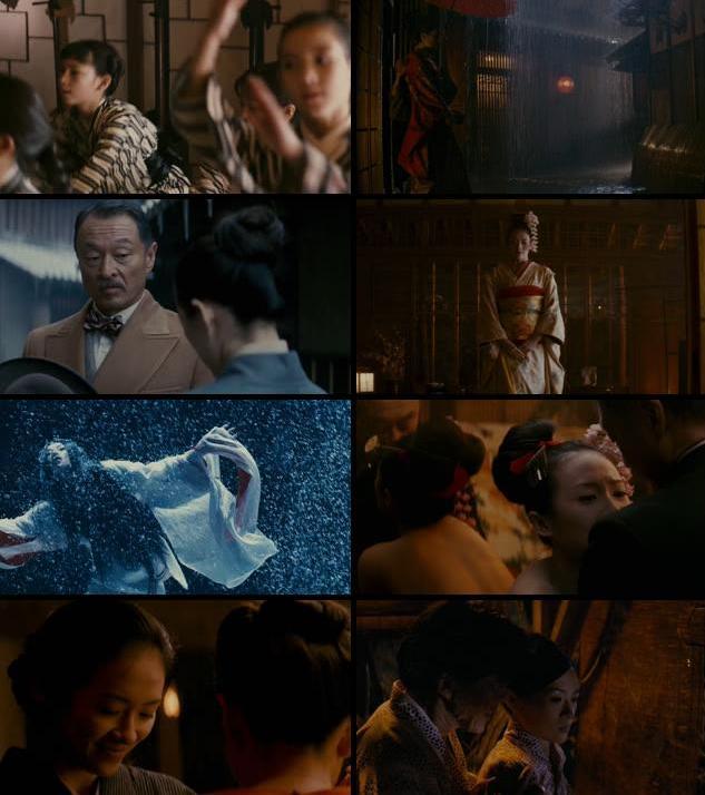 Memoirs of a Geisha 2005 Dual Audio Hindi 480p BluRay