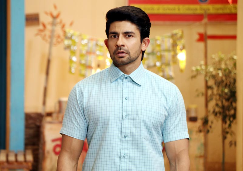 Hussain Kuwajerwala as Jay in Sony Sab Sajjan Re Phir Jhoot Mat Bolo