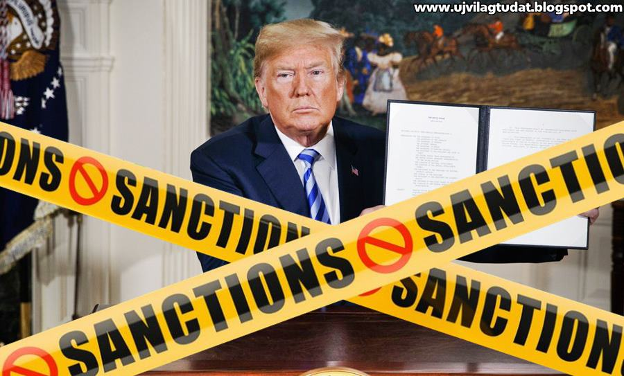 Az EU blokkolja az Irán ellen bevezetett amerikai szankciókat, hogy megvédjék az európai vállalatokat