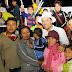 Grupos orgullosos de portar el traje yucateco dieron realce a la Noche Regional
