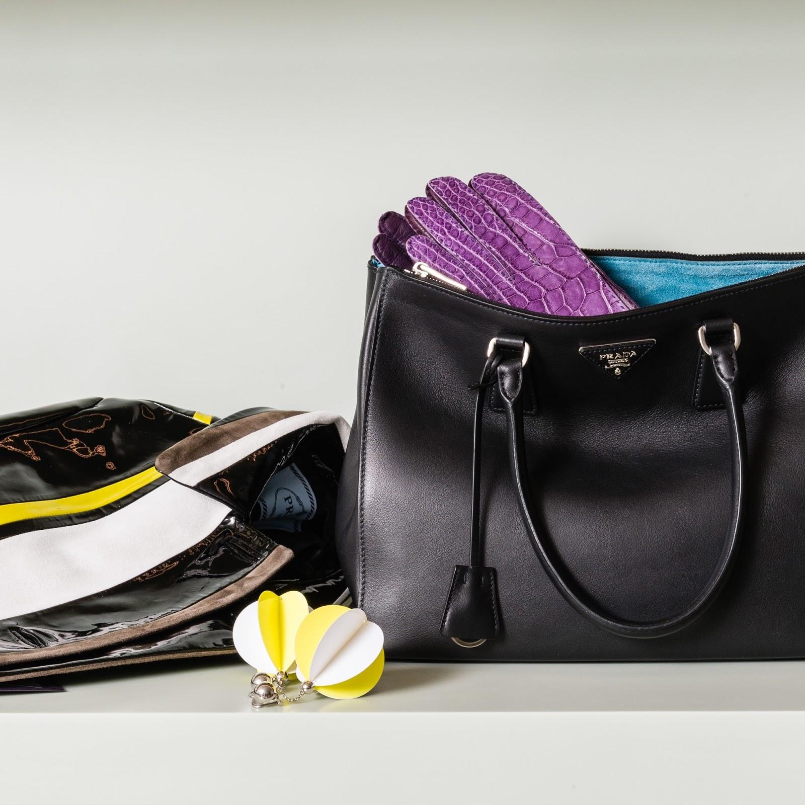 BagAddicts Anonymous: Prada Reinterprets the Iconic Galleria Bag