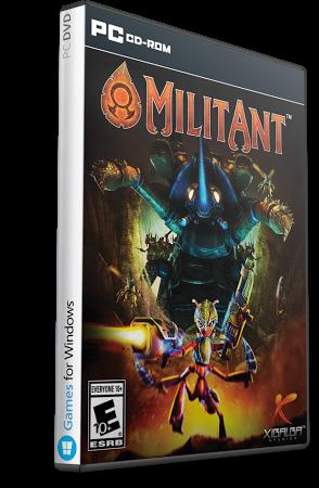 DESCARGAR MilitAnt Multilenguaje (Español) (PC-GAME) 2016