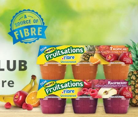 Chickadvisor Mott's Fruitsations + Fibre #loveMottsFibre