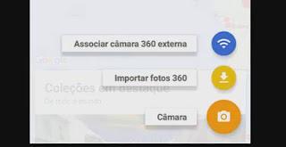 Como tirar foto 360 Graus
