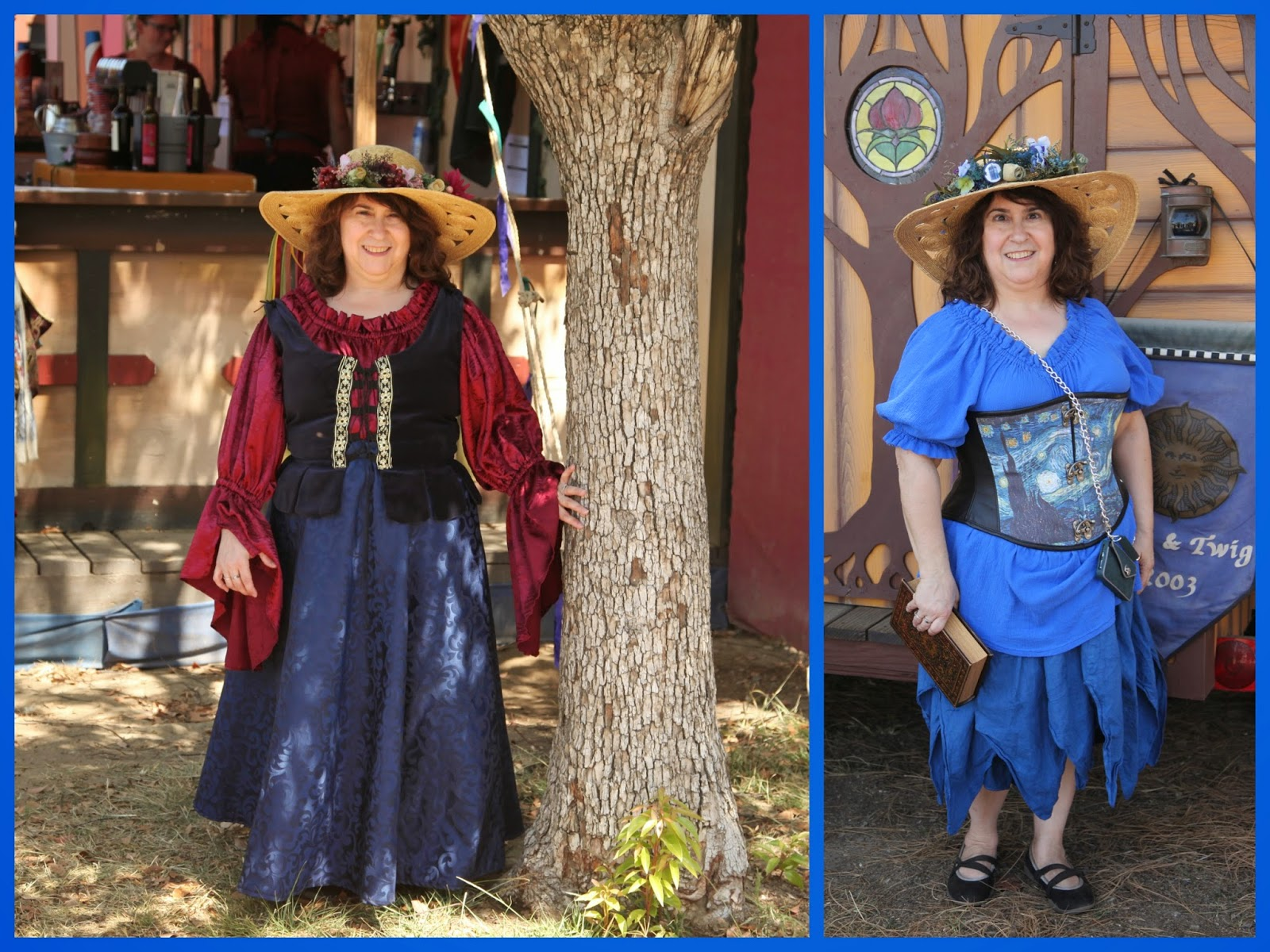 RenFaire dress-up 2015