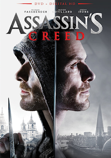 Assassin's Creed DVDR Latino [2016]