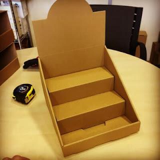 cajas expositoras de carton