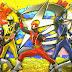 Shuriken Sentai Ninninger - Legendada PT-BR