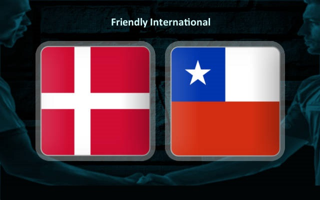 Denmark vs Chile Full Match And Highlights