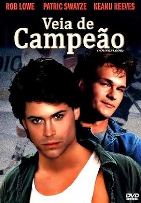 Veia de Campeão (1986) Dublado - EXCLUSIVO