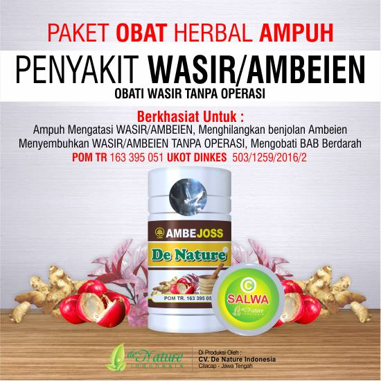 obat wasir