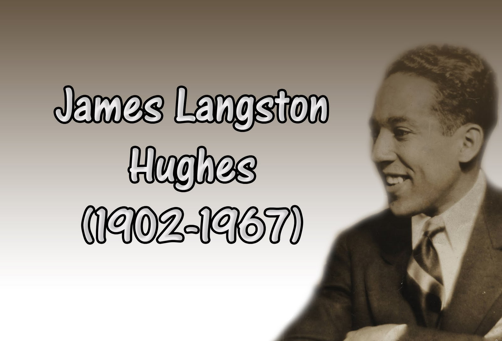 The early life and education of langston hughes